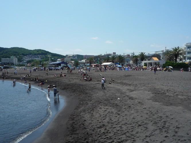 海水浴シーズン 水質調査AAです